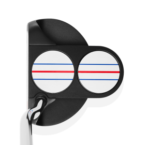 Putter 2 bals triple track