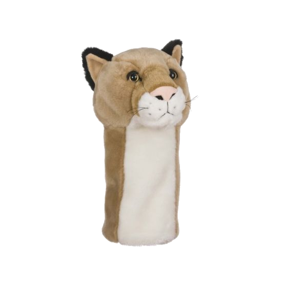 daphne-s-couvre-clubs-cougar-peluche